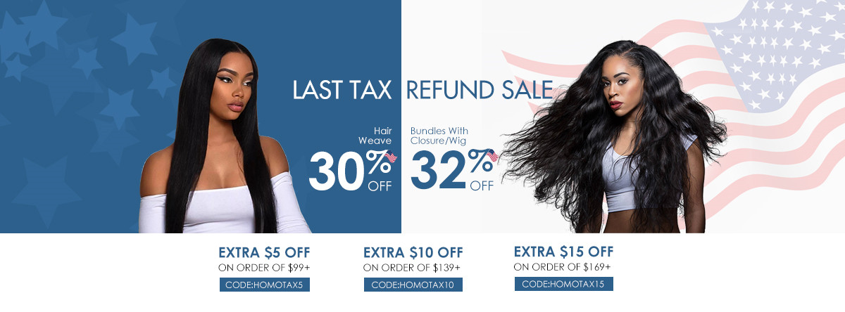 Last Tax Refunder Sale Discount