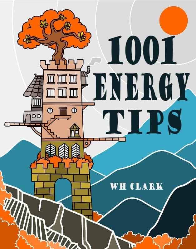1001 Energy Tips by WH Clark