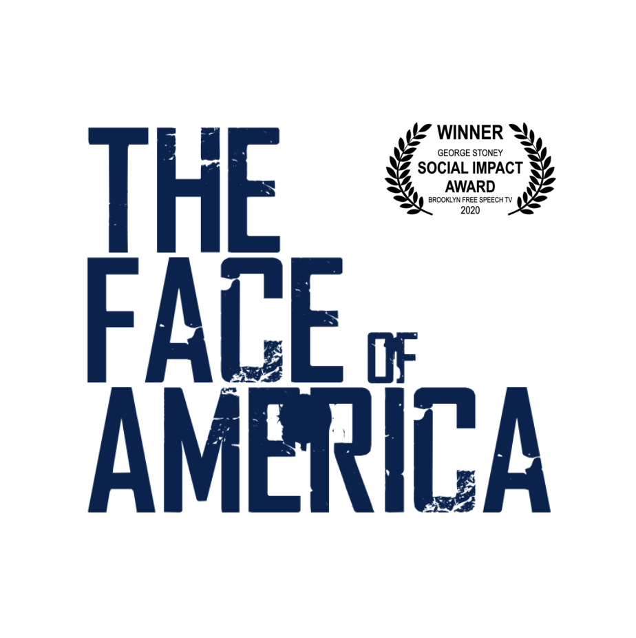 The Face of America logo